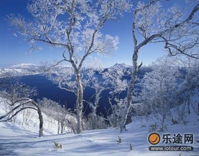 浪漫的北海道,玲珑雪景——贯通日本旅游频道