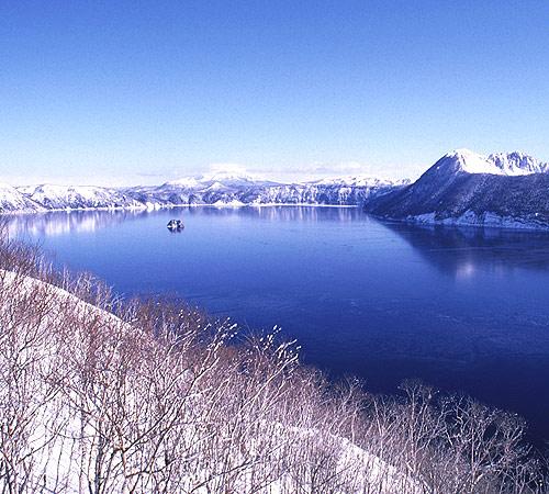 北海道:冰雪温泉享受完美冬天