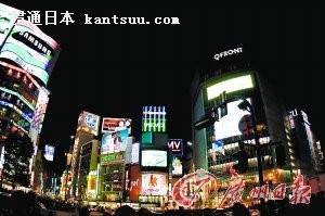 """日本自由行东京攻略:逛潮地""""哈""""时尚(组图)"""