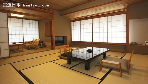 日本旅店的客房知识介绍――贯通日本旅游频道