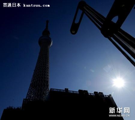 """来东京天空树感受""""云中漫步""""的心跳"""