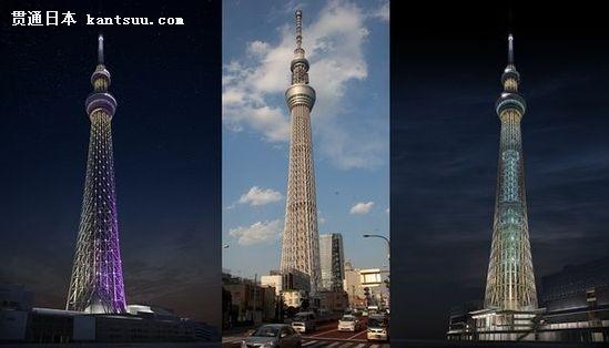 东京晴空塔:日本传统文化与尖端现代技术的融合