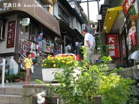日本最适合谈情说爱的温泉小镇