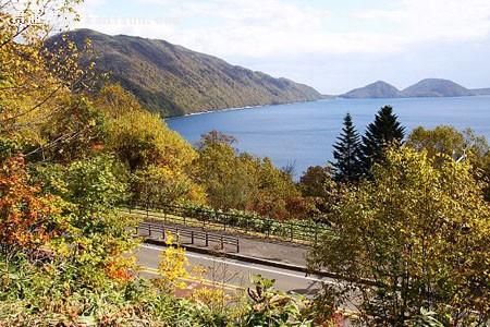 日本第二深湖——北海道支笏湖
