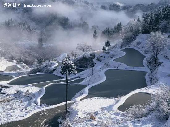 日本冬季八大雪景绝境 你到过的竟然不超过三处
