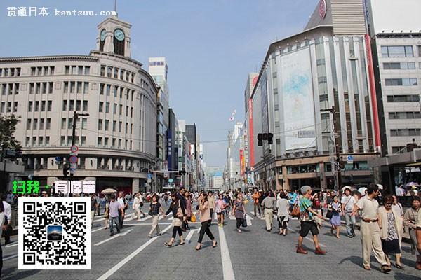 日本银座购物攻略图片1