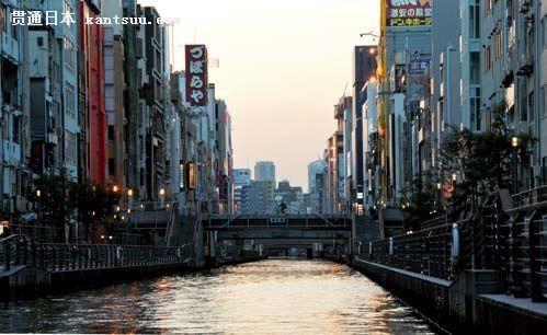 岛国乐享 在日本大阪感受生活之美