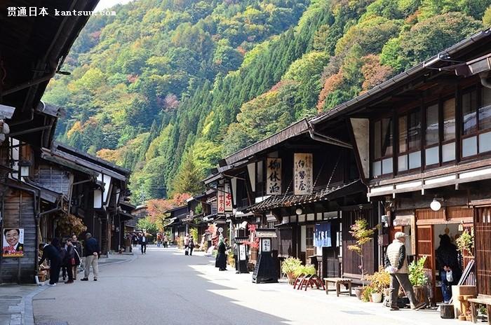 打破常规 5个日本你不知道的观光拍摄景点