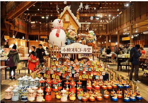 日本八音盒博物馆