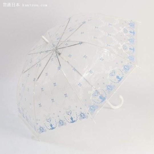 米奇、唐老鸭来坐镇 日本迪士尼推出透明梦幻伞