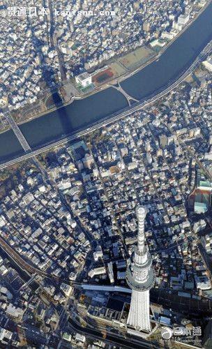 东京都 东京晴空塔 冬至