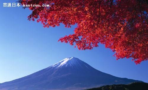 富士山――日本的神山