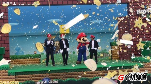 日本环球影城任天堂主题乐园动工开建