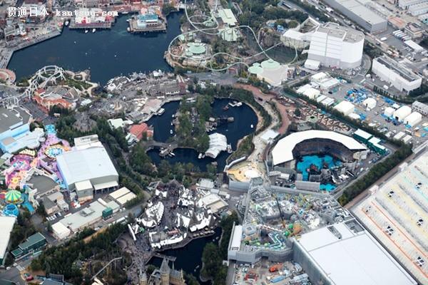 日本环球影城任天堂主题园区将在东京奥运会前开业(图片来源:朝日新闻网站)